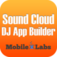 SoundCloud DJ App Builder for iPhone