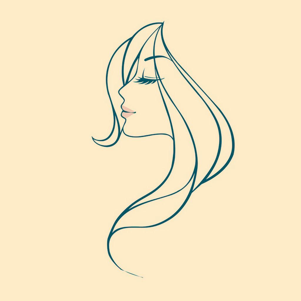 美女發型師--專業時尚美發設計